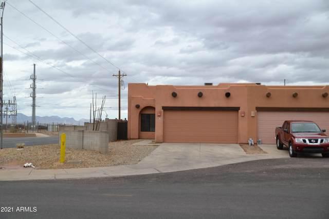 813 Ocotillo Drive, Sierra Vista, AZ 85635 (MLS #6183627) :: The Dobbins Team
