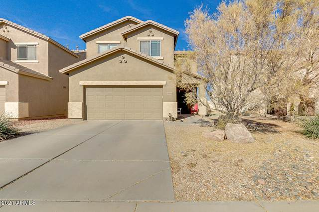 35720 W Costa Blanca Drive, Maricopa, AZ 85138 (MLS #6183630) :: Sheli Stoddart Team | M.A.Z. Realty Professionals
