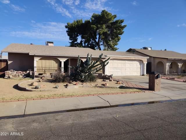 4421 N 81ST Drive, Phoenix, AZ 85033 (MLS #6183644) :: West Desert Group | HomeSmart