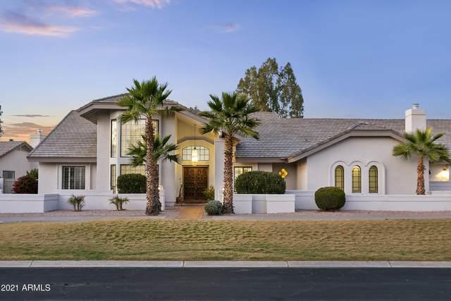 6718 E Caron Drive, Paradise Valley, AZ 85253 (MLS #6183649) :: Yost Realty Group at RE/MAX Casa Grande