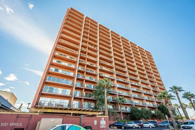 4750 N Central Avenue 9K, Phoenix, AZ 85012 (MLS #6183650) :: The Garcia Group