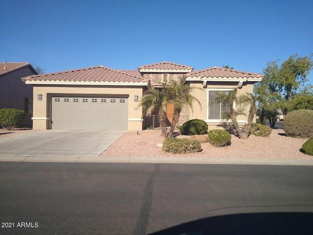 2284 N 163RD Drive, Goodyear, AZ 85395 (MLS #6183653) :: The Garcia Group