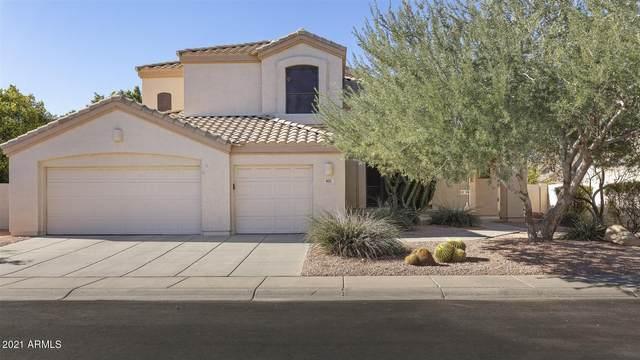 822 N Butte Avenue, Chandler, AZ 85226 (MLS #6183657) :: Homehelper Consultants
