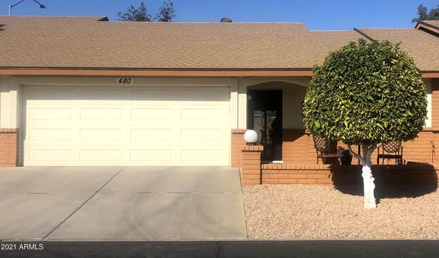 8260 E Keats Avenue #480, Mesa, AZ 85209 (MLS #6183660) :: Maison DeBlanc Real Estate