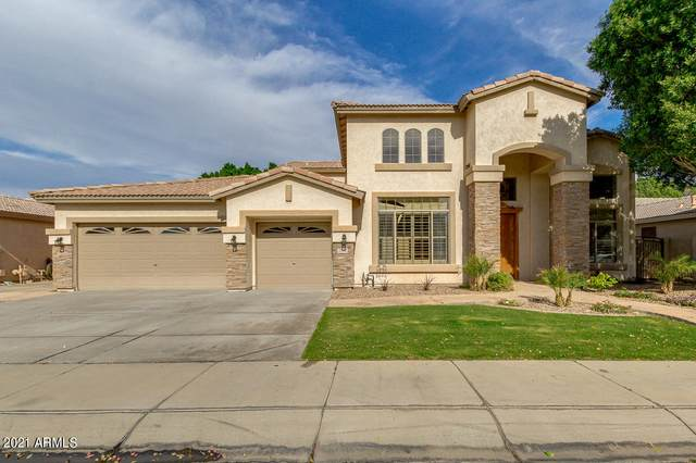2122 W Hawken Way, Chandler, AZ 85286 (MLS #6183702) :: The Helping Hands Team