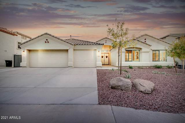 751 E Grand Canyon Drive, Chandler, AZ 85249 (MLS #6183704) :: West Desert Group | HomeSmart
