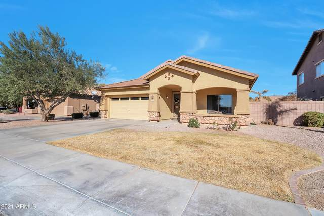 1086 E Carob Drive, Chandler, AZ 85286 (MLS #6183707) :: The Helping Hands Team