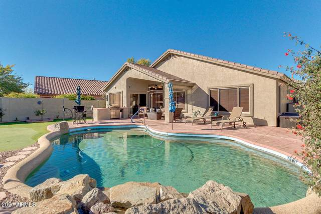 7095 E Veracruz Way, Gold Canyon, AZ 85118 (MLS #6183712) :: Sheli Stoddart Team | M.A.Z. Realty Professionals