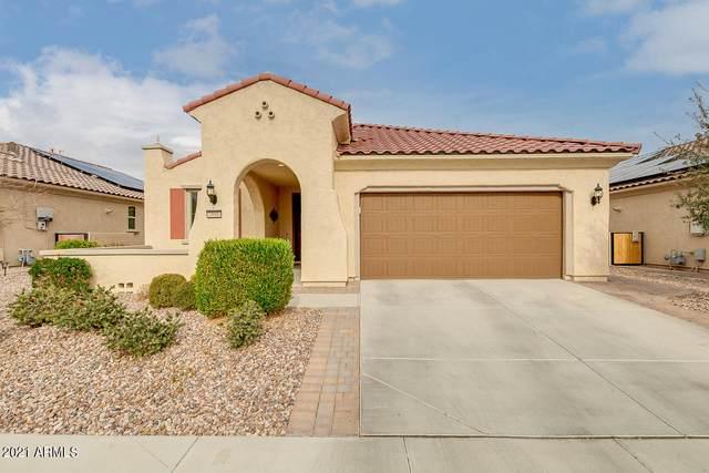 7886 W Silver Spring Way, Florence, AZ 85132 (MLS #6183716) :: West Desert Group | HomeSmart