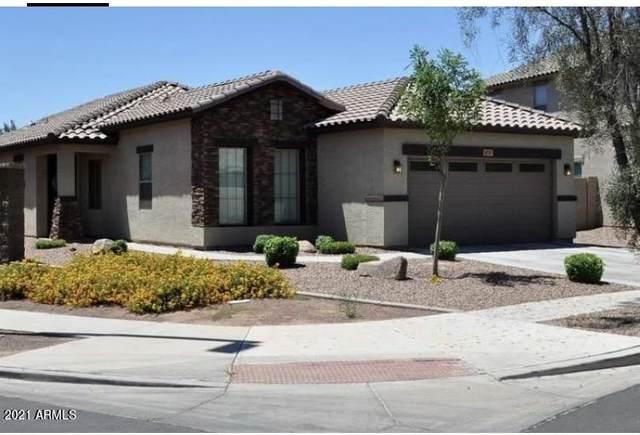 4045 E Trigger Way, Gilbert, AZ 85297 (MLS #6183726) :: Homehelper Consultants