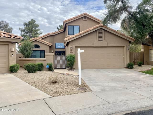 15633 N 51ST Street, Scottsdale, AZ 85254 (MLS #6183740) :: The Luna Team