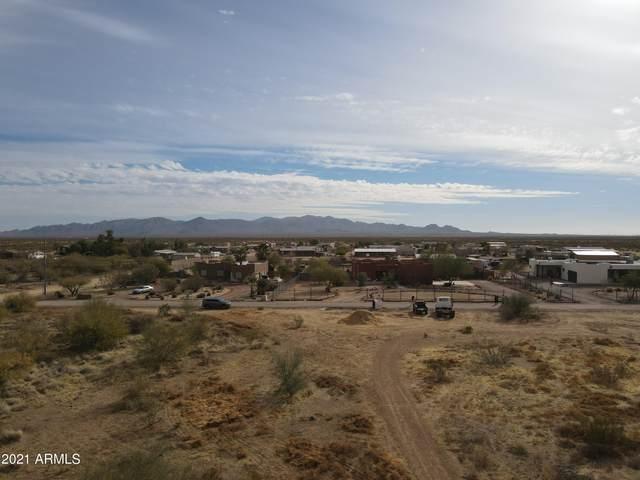 0 W Blue Sky Drive, Wittmann, AZ 85361 (MLS #6183755) :: CANAM Realty Group