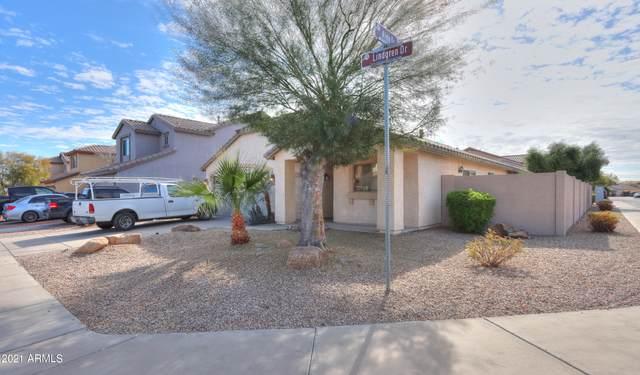 44245 W Lindgren Drive, Maricopa, AZ 85138 (MLS #6183761) :: Power Realty Group Model Home Center