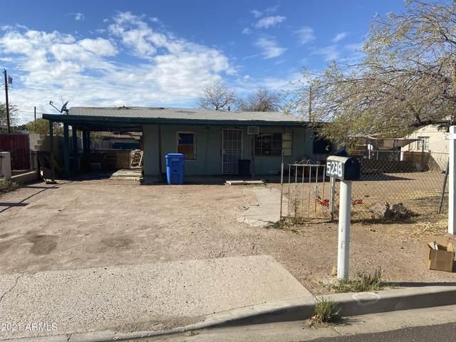 5238 S 13TH Avenue, Phoenix, AZ 85041 (MLS #6183762) :: West Desert Group | HomeSmart