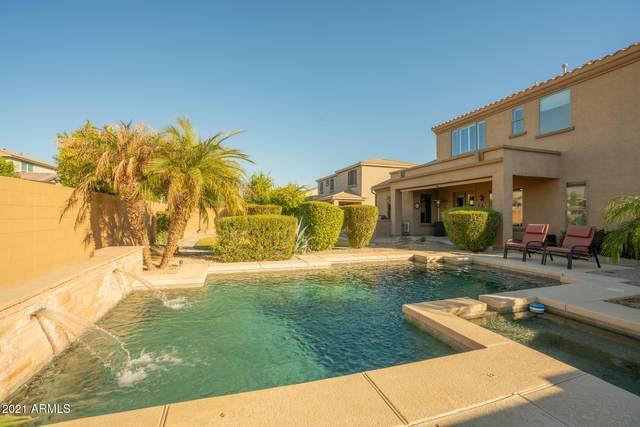 4328 S Marble Street, Gilbert, AZ 85297 (MLS #6183781) :: Power Realty Group Model Home Center