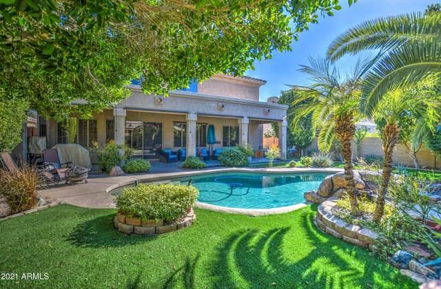 16824 S 14TH Lane, Phoenix, AZ 85045 (MLS #6183793) :: CANAM Realty Group