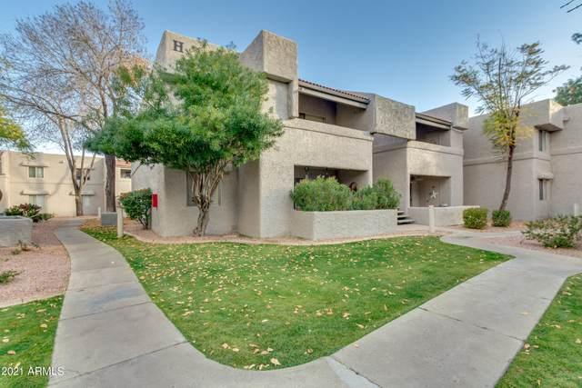 4444 E Paradise Village Parkway #133, Phoenix, AZ 85032 (MLS #6183795) :: The Luna Team