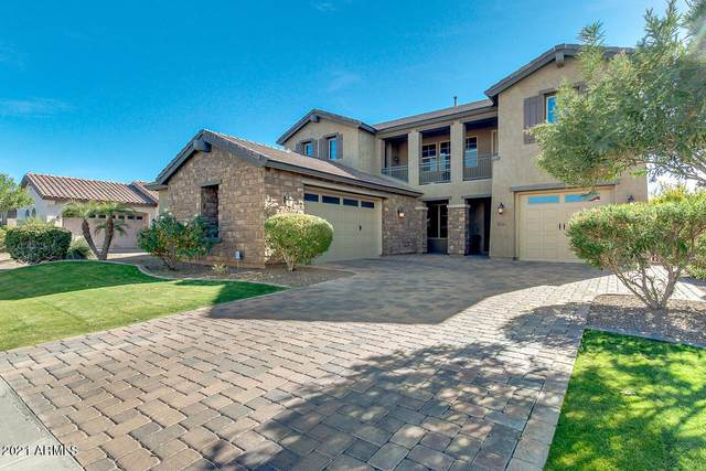 571 W Yellowstone Way, Chandler, AZ 85248 (MLS #6183798) :: Devor Real Estate Associates