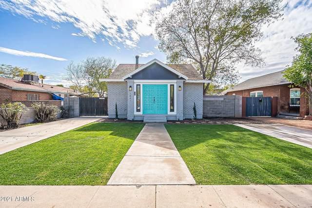 1441 E Brill Street, Phoenix, AZ 85006 (MLS #6183805) :: The Ellens Team