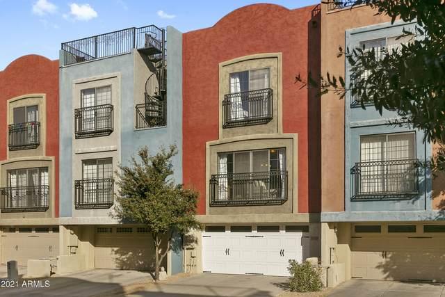 3450 E Avalon Drive, Phoenix, AZ 85018 (MLS #6183821) :: Devor Real Estate Associates