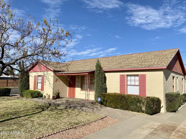 550 W Virginia Avenue, Phoenix, AZ 85003 (MLS #6183836) :: My Home Group