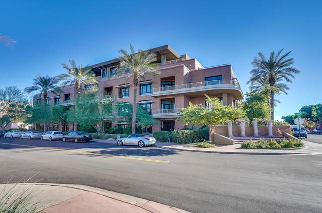 7301 E 3RD Avenue #109, Scottsdale, AZ 85251 (MLS #6183841) :: Scott Gaertner Group