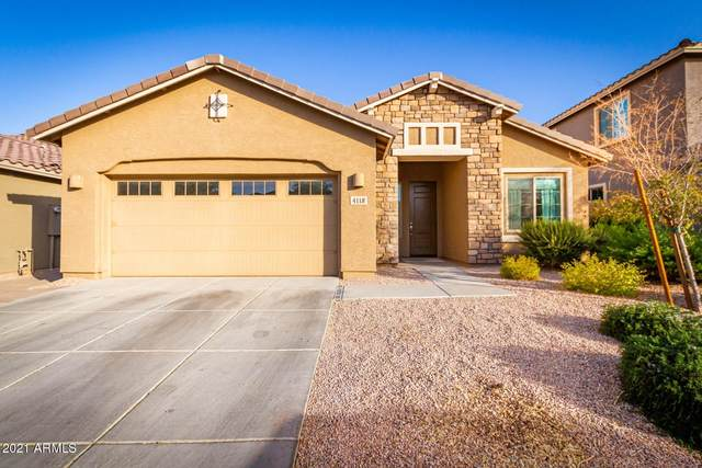 4118 E Hoot Owl Trail, Cave Creek, AZ 85331 (MLS #6183846) :: The Dobbins Team