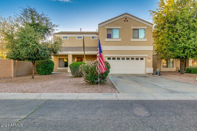 39314 N Laura Avenue, San Tan Valley, AZ 85140 (MLS #6183870) :: Sheli Stoddart Team   M.A.Z. Realty Professionals