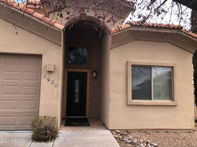1420 E Camino Chavinda, Douglas, AZ 85607 (MLS #6183902) :: Klaus Team Real Estate Solutions