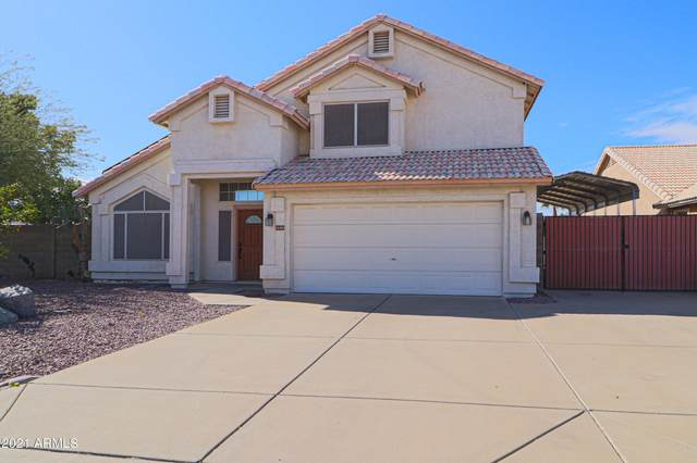 1606 N Raven, Mesa, AZ 85207 (MLS #6183909) :: Yost Realty Group at RE/MAX Casa Grande