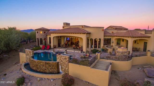 10014 E Balancing Rock Road, Scottsdale, AZ 85262 (MLS #6183911) :: My Home Group