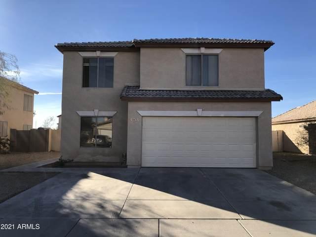 10431 W Oregon Avenue N, Glendale, AZ 85307 (MLS #6183923) :: The Daniel Montez Real Estate Group