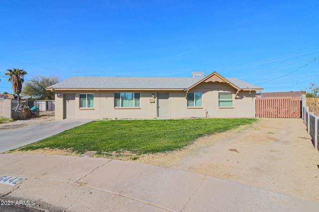 6442 W Rancho Drive, Glendale, AZ 85301 (MLS #6183925) :: The Daniel Montez Real Estate Group