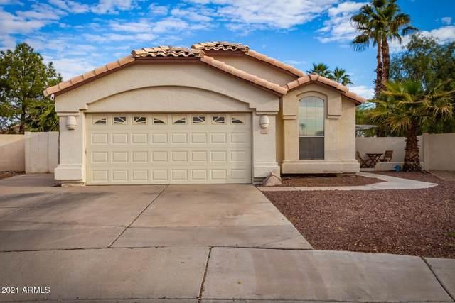 12512 W Windsor Avenue, Avondale, AZ 85392 (MLS #6183926) :: The Daniel Montez Real Estate Group