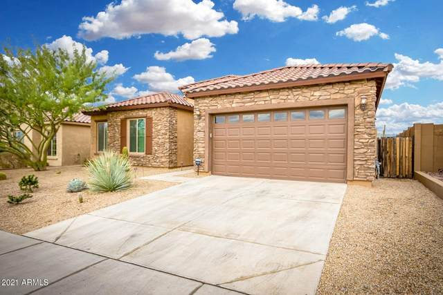 5810 E Bramble Berry Lane, Cave Creek, AZ 85331 (MLS #6183928) :: The Dobbins Team