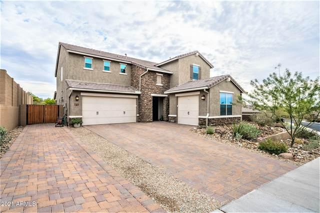 34005 N 29TH Drive, Phoenix, AZ 85085 (MLS #6183935) :: The Kurek Group