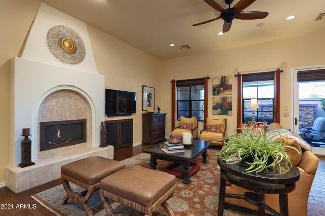 18650 N Thompson Peak Parkway #1028, Scottsdale, AZ 85255 (MLS #6183940) :: The Riddle Group
