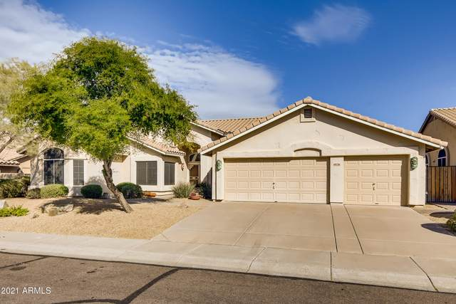4836 E Milton Drive, Cave Creek, AZ 85331 (MLS #6183948) :: The Dobbins Team