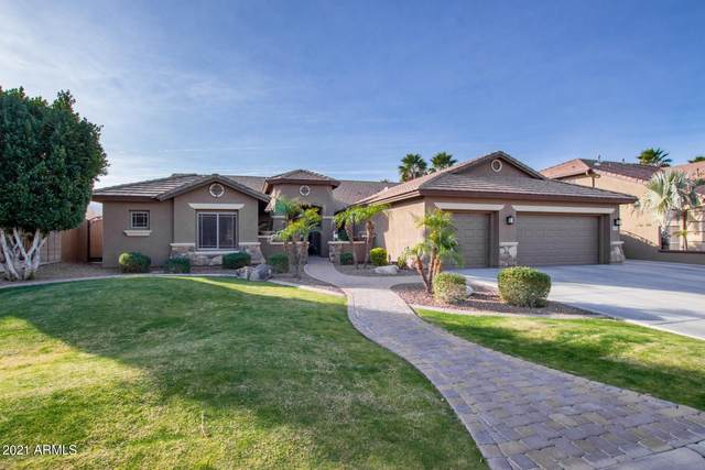 9537 W Oberlin Way, Peoria, AZ 85383 (MLS #6183951) :: Power Realty Group Model Home Center