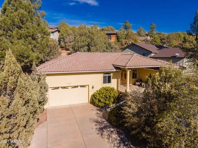 1260 Haisley Road, Prescott, AZ 86303 (MLS #6183974) :: Executive Realty Advisors
