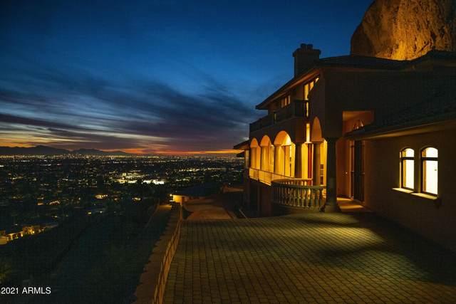 4926 E Red Rock Drive, Phoenix, AZ 85018 (MLS #6183977) :: Yost Realty Group at RE/MAX Casa Grande