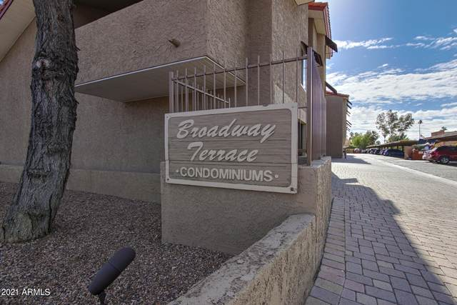 151 E Broadway Road #304, Tempe, AZ 85282 (MLS #6183979) :: Dijkstra & Co.