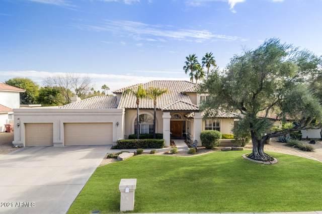 10629 E Desert Cove Avenue, Scottsdale, AZ 85259 (MLS #6183980) :: My Home Group
