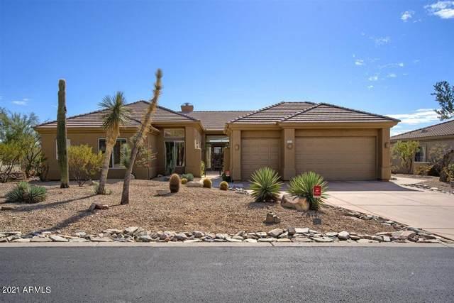 11613 N 120TH Street, Scottsdale, AZ 85259 (MLS #6184008) :: Keller Williams Realty Phoenix