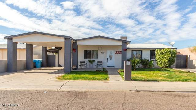 2628 N 46TH Avenue, Phoenix, AZ 85035 (MLS #6184018) :: neXGen Real Estate