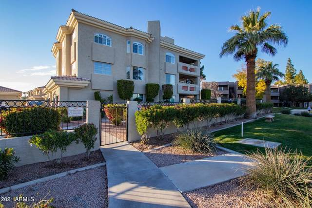 7777 E 2ND Street #317, Scottsdale, AZ 85251 (MLS #6184024) :: Scott Gaertner Group
