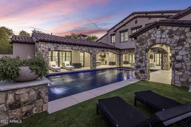 9856 E Legacy Lane, Scottsdale, AZ 85255 (MLS #6184033) :: Yost Realty Group at RE/MAX Casa Grande