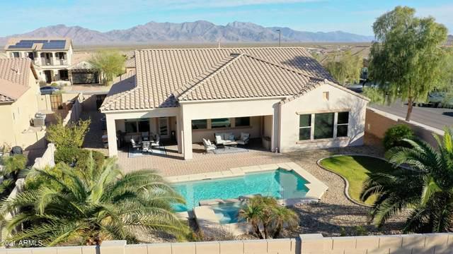 14592 S 182ND Lane, Goodyear, AZ 85338 (MLS #6184034) :: Sheli Stoddart Team | M.A.Z. Realty Professionals