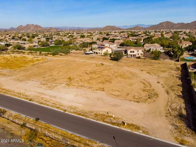 0 W Celestine Drive, Peoria, AZ 85383 (MLS #6184044) :: Power Realty Group Model Home Center