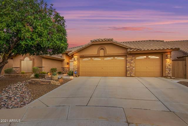 18809 N 89TH Drive, Peoria, AZ 85382 (MLS #6184054) :: The Kurek Group